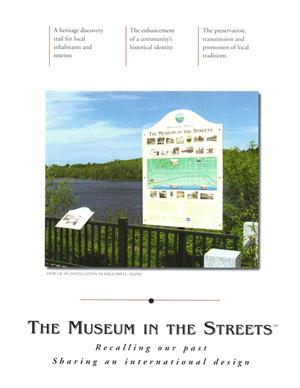 Museum in the Streets Flier
